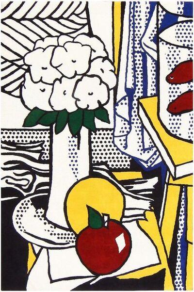 Roy Lichtenstein, 'Vintage Rug', ca. 1950