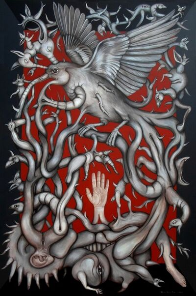 Atilla Galip Pinar, 'Unwary', 2015