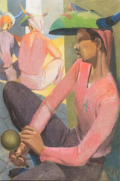 Armando Barrios, 'Diablo de Yare', 1952