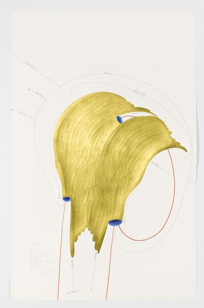 Jorinde Voigt, 'Hybrid (12)', 2015