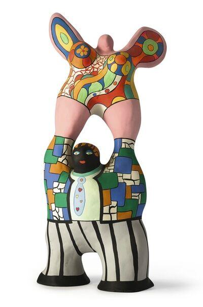 Niki de Saint Phalle, 'The Poet and His Muse', 1974