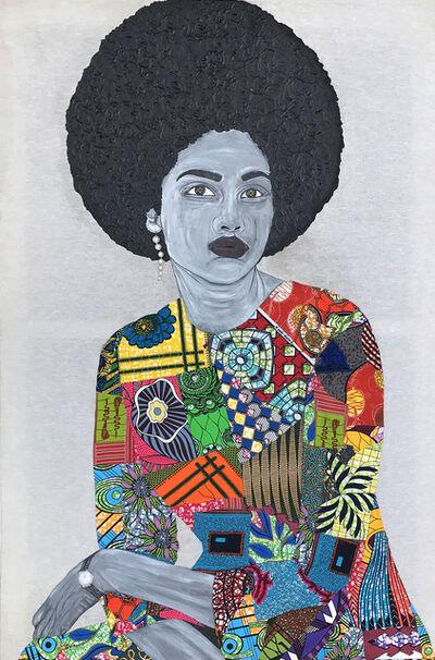 Idris Habib, 'Queen Amar(i) (Moon/Eternal)', 2020
