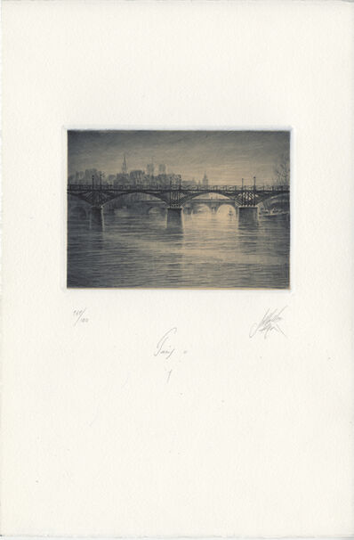 Jean Michel Mathieux-Marie, 'Paris II: 1', Unknown