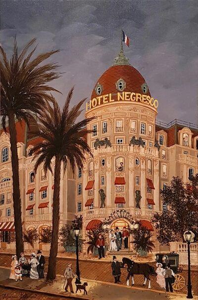 Fabienne Delacroix, 'Soirée d'été à Nice',