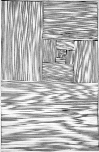 James Siena, 'Constant Window', 1999-2000