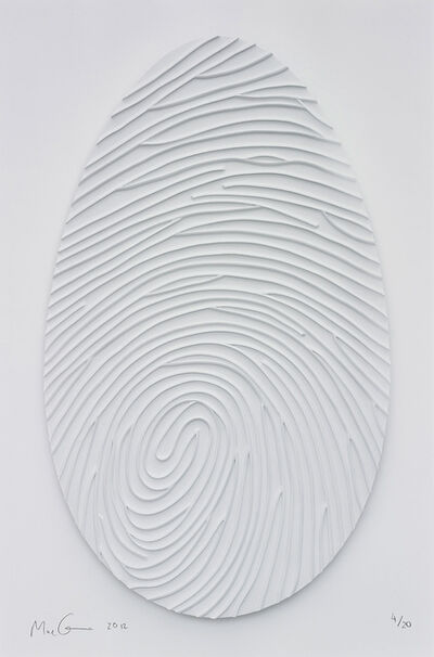Marc Quinn, 'Labyrinth TS (172) Monochrome', 2012