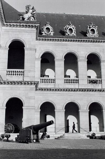 Henri Cartier-Bresson, 'Hôtel des Invalides, Paris', 1969