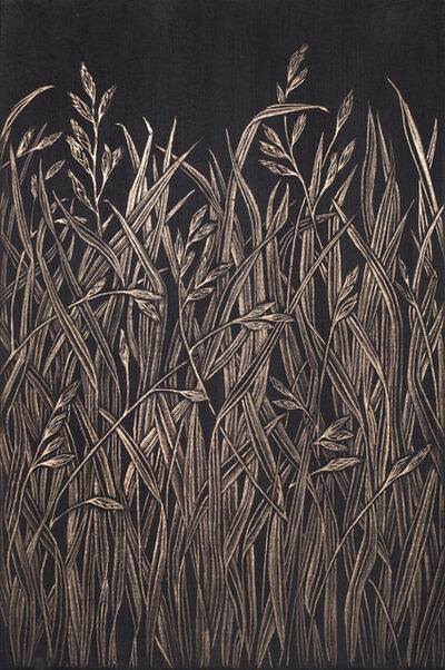 Margot Glass, 'Small Grasses #2', 2020
