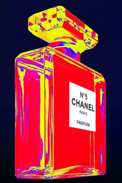 Jean-Daniel Lorieux, 'CHANEL 5  Red'