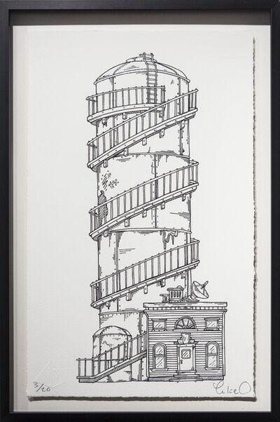 Luke O'Sullivan, 'Spiral Tower', 2015