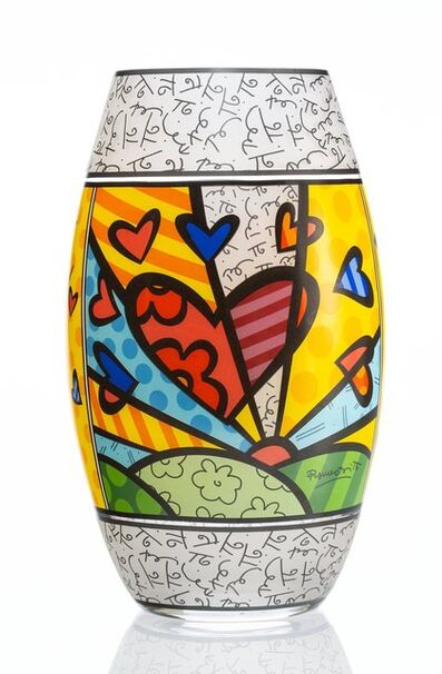 Romero Britto, 'A New Day', 2011