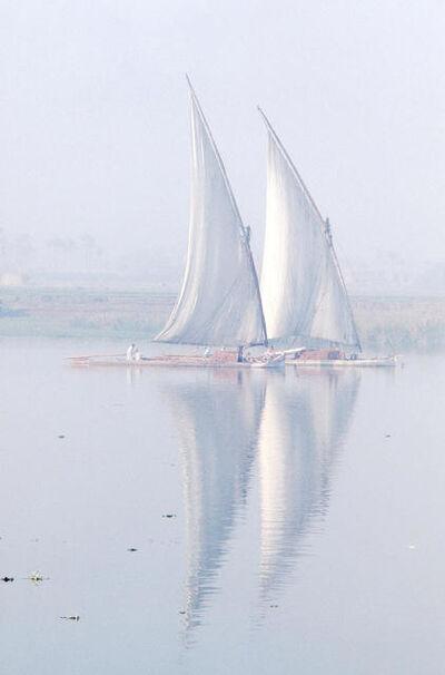 David Burnett, 'Nile Boats'