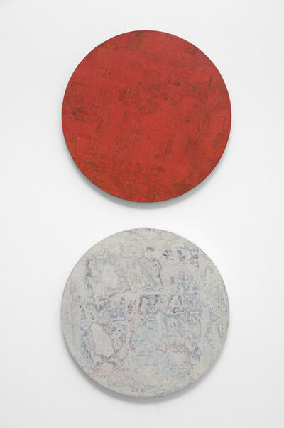 Farzad Kohan, 'Untitled (Two Small Circles)', 2018