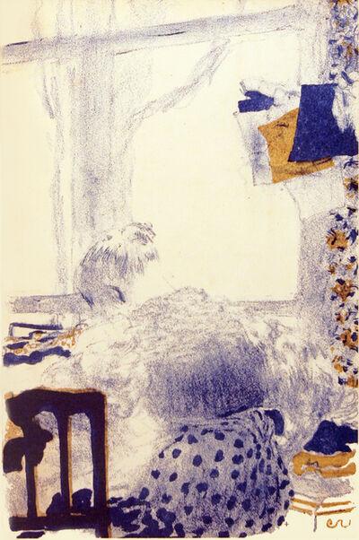 Édouard Vuillard, 'LA COUTURIERE (THE DRESSMAKER) - ALBUM DE LA REVUE BLANCHE', 1895