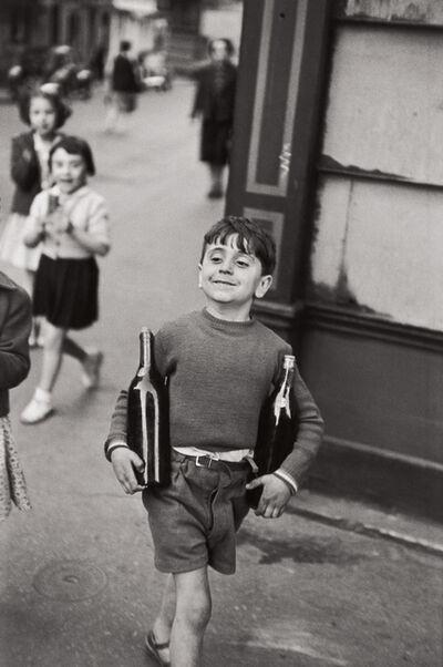 Henri Cartier-Bresson, 'Rue Mouffetard, Paris', 1952