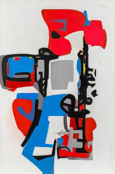 Louis Ribak, 'Study for Westgate', 1971