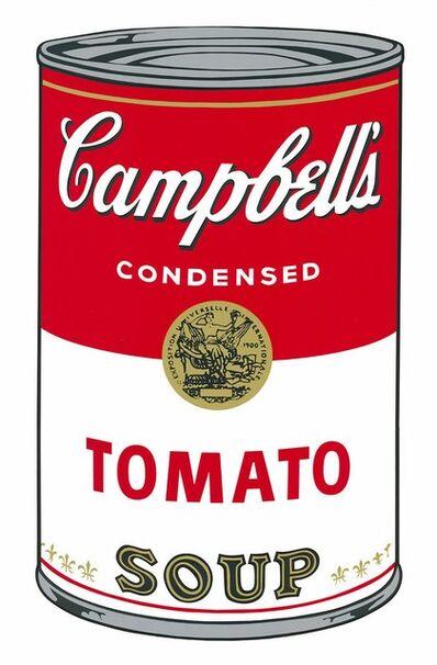 Sunday B. Morning, 'Campbell´s Tomato Soup (Warhol, Pop Art)', 2018