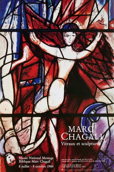 Marc Chagall, 'Vitraux et Sculptures', 1984