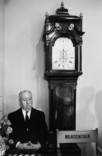 Bob Willoughby, 'ALFRED HITCHCOCK', 1964