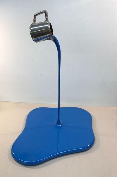Markus Hofer, 'Blue', 2018