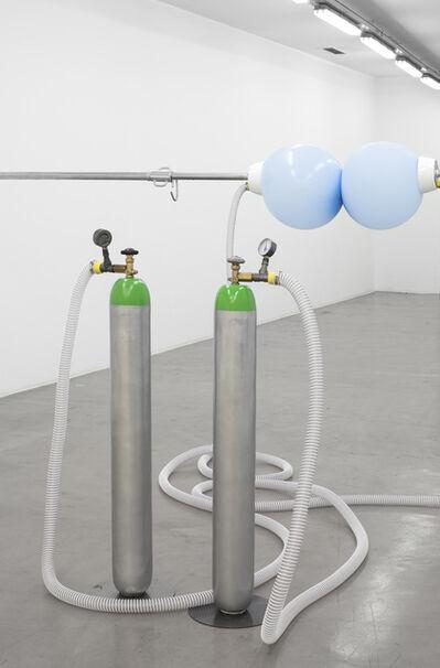 Mariano Sardon, 'Diálogos en el aire', 2021