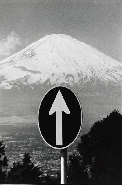 Elliott Erwitt, 'Mount Fuji, Japan', 1955
