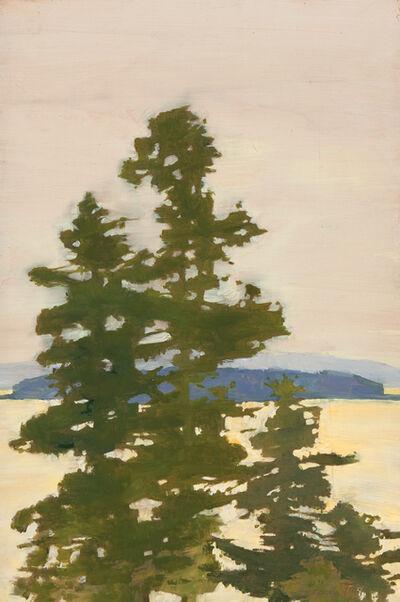Marilyn Turtz, 'Golden Light on Penobscot Bay'