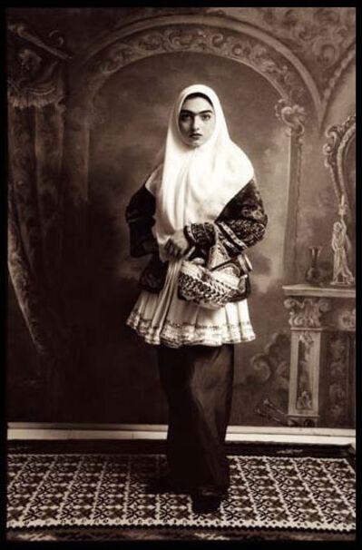 Shadi Ghadirian, 'Qajar', 2001