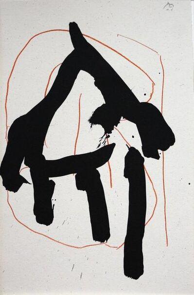 Robert Motherwell, 'Beau Geste I', 1989