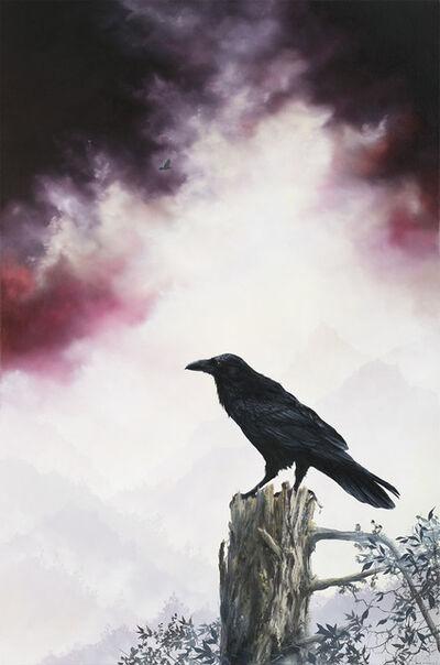 Brian Mashburn, 'Raven', 2019