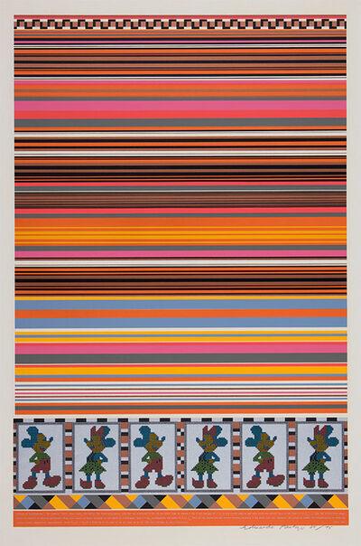 Eduardo Paolozzi, 'Horizon of Expectations', 1967