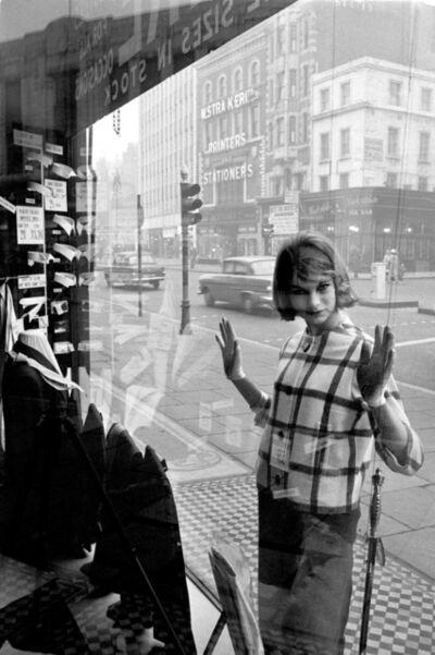 Brian Duffy, 'Jean Shrimpton, Edgware Road, 1960', 1960