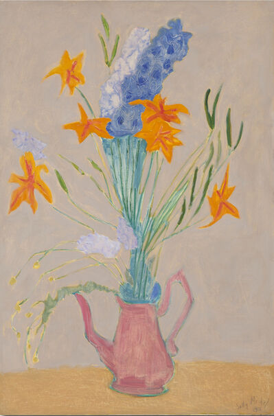 Sally Michel, 'Teapot Bouquet', 1971