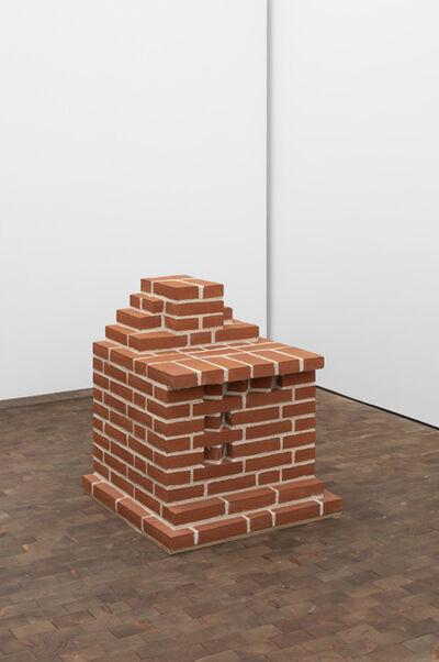 Per Kirkeby, 'Essen (Haus)', 1977