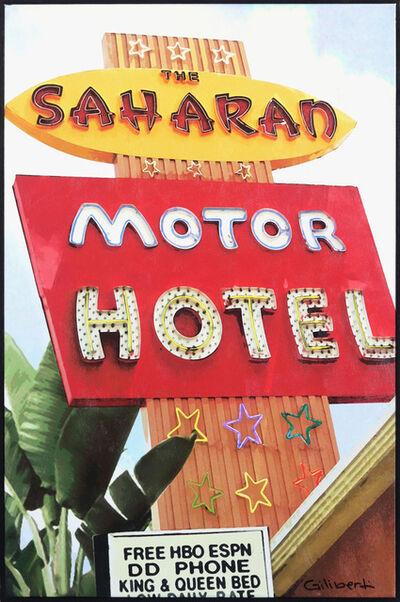 Michael Giliberti, 'Welcome To The Saharan Motel', 2019
