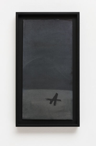 Mira Schendel, 'Untitled [from the Itatiaia Nocturnal Landscape series]', 1978