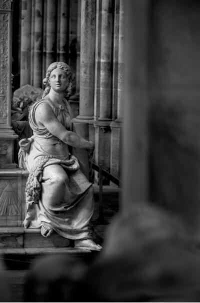 Jean-Christophe BALLOT, 'Ange - Tombeau de Henri ll et de Catherine de Médicis (046)', 2014