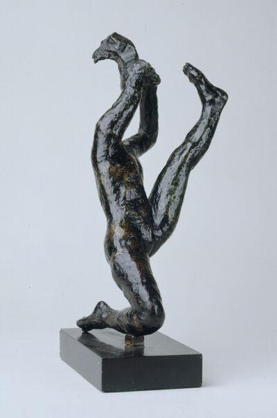 Auguste Rodin, 'Dance Movement h', ca. 1910