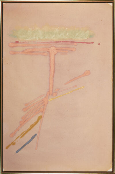 Dan Christensen, 'Sekani', 1980