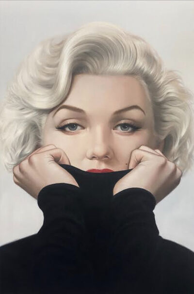 Michael Moebius, 'Marilyn Turtleneck', 2018
