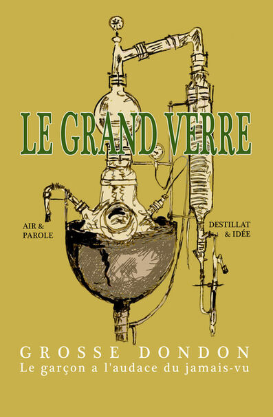 Thomas Feuerstein, 'Le Grand Verre', 2009
