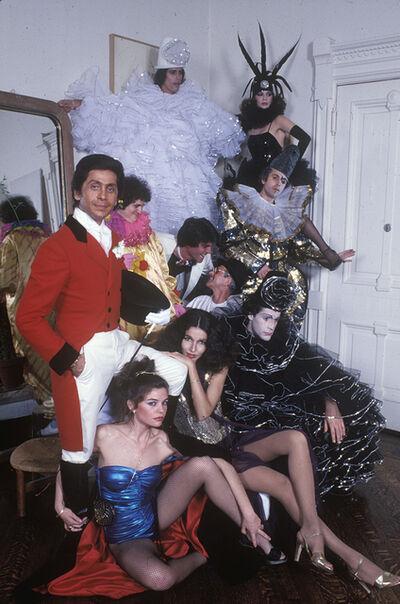 Harry Benson, 'Valentino, New York', 1978