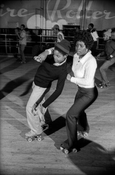 Patrick D. Pagnano, 'Empire Roller Disco #4', 1980