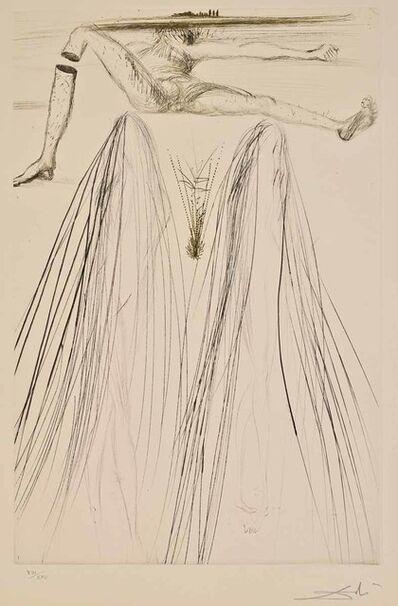 Salvador Dalí, 'The Giant Beliagog (Tristan and Iseult, Plate P)', 1970