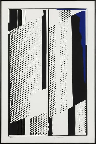 Roy Lichtenstein, 'Twin Mirrors (Corlett 102)', 1970
