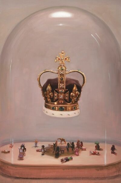 Ru Xiaofan 茹小凡, 'Couronne -St.Edwards Krone', 2014