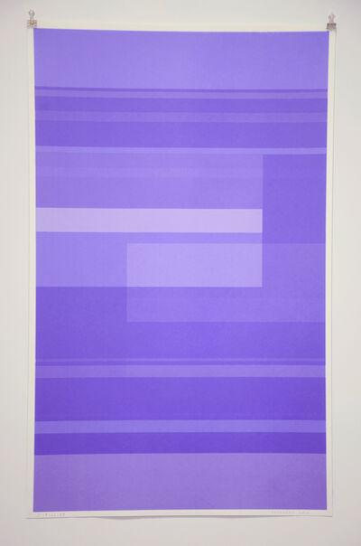 Kate Shepherd, 'Protest Violet ', 2016