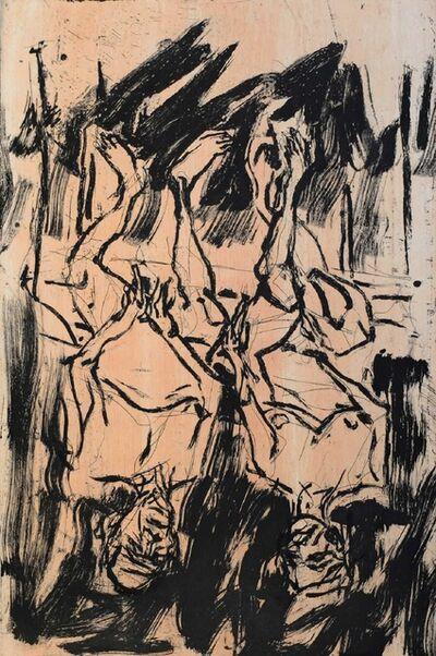 Georg Baselitz, 'Gartenlaube', 2016