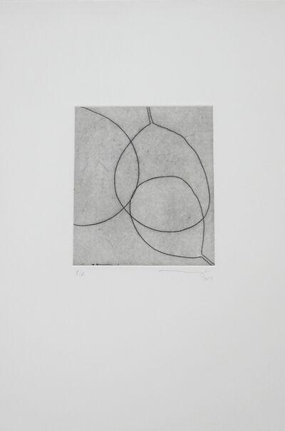 Magali Lara, 'Pausa, Separación B', 2015