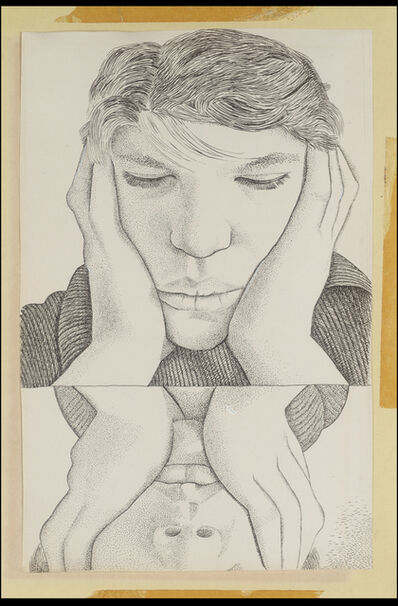 Lucian Freud, 'Narcissus', 1948